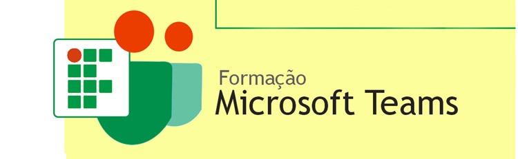 Formação Microsoft Teams